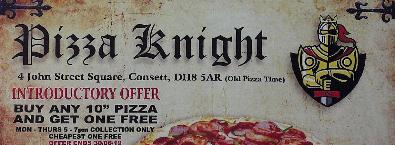 Pizza Knight Consett